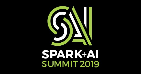 Spark+AI Summit 2019
