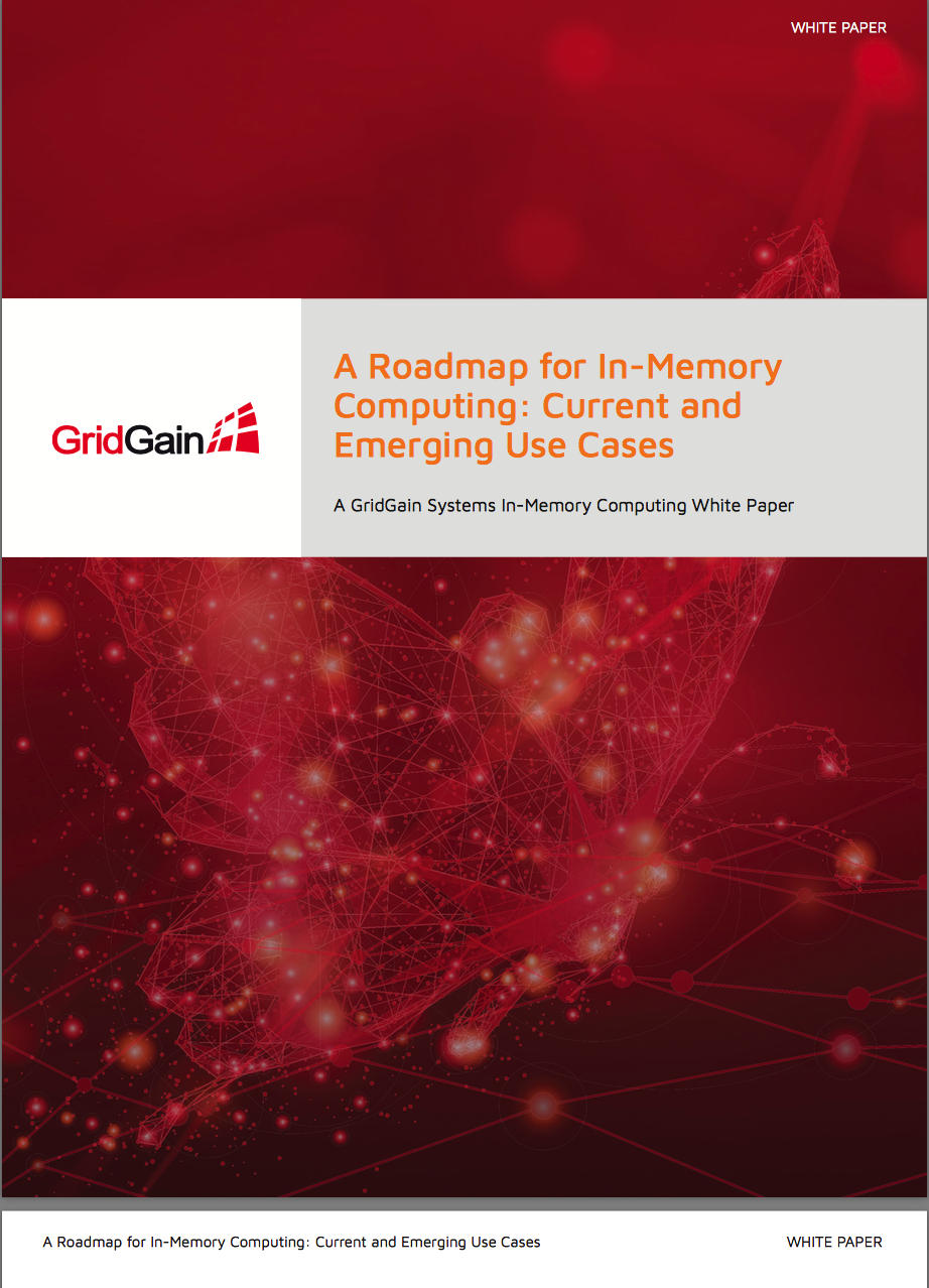 A Roadmap for In-Memory Computing: Current and Emerging Use Cases