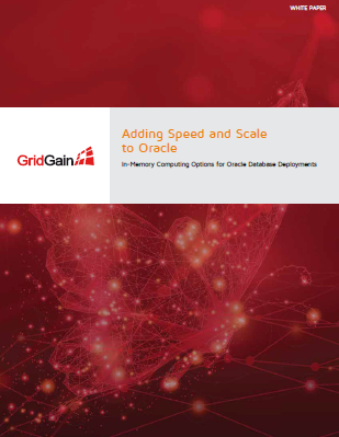 Using In-Memory Computing to Add Speed and Scale to Oracle