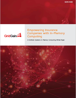 Empowering Insurance with In-Memory Computing