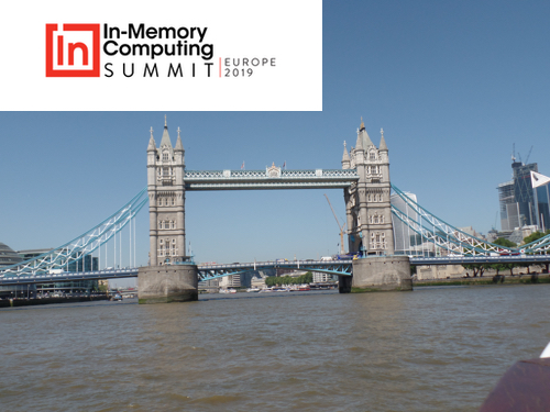 Call for Papers opens for In-Memory Computing Summit Europe 2019!