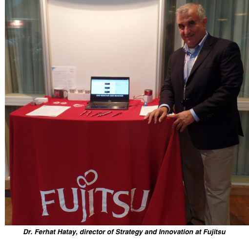 Photo of Dr. Ferhat Hatay, Director of Strategy and Innovation at Fujitsu