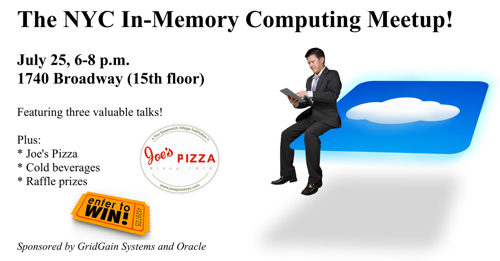 NYC In-Memory Computing Meetup