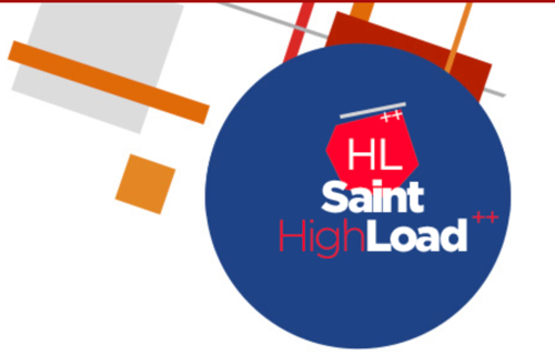 Saint Highload++ conference with GridGain experts