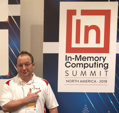 GridGain's Tom Diederich recaps the In-Memory Computing Summit North America 2018