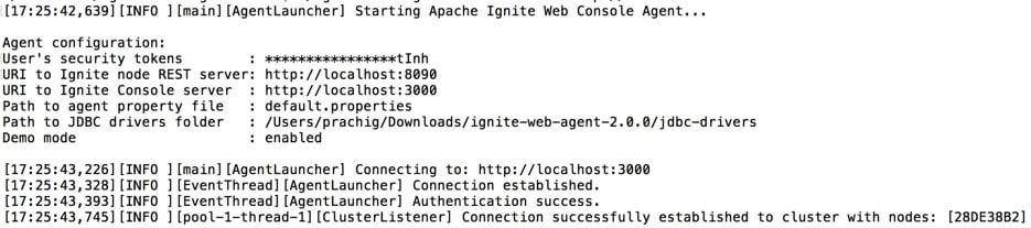 web agent