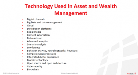 Transforming Asset and Wealth Management with In-Memory Computing Webinar Recap