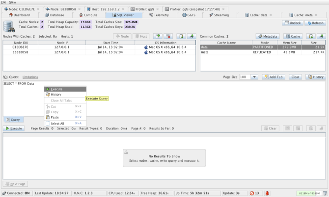 Visor SQL Viewer