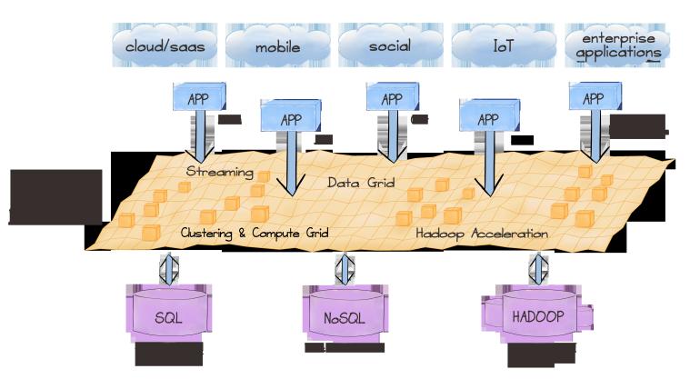 GridGain In-Memory Data Fabric