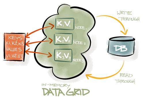 In Memory Data Grid